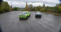 HELLCAT 😈 Dodge Challenger SRT 6.2L Supercharged HELLCAT