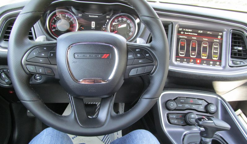 2018 '18 reg Dodge Challenger SRT 6.4L 392 R/T Scat pack 485Bhp full
