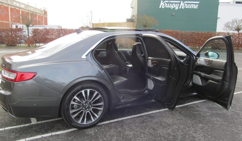 2018 Lincoln Continental 3.0L AWD V6 Reserve full