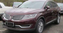 '19 reg Lincoln MKX RESERVE 2.0L AWD