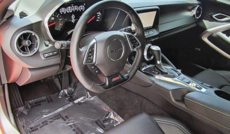 2019 Chevrolet Camaro 2SS 6.2L V8 full