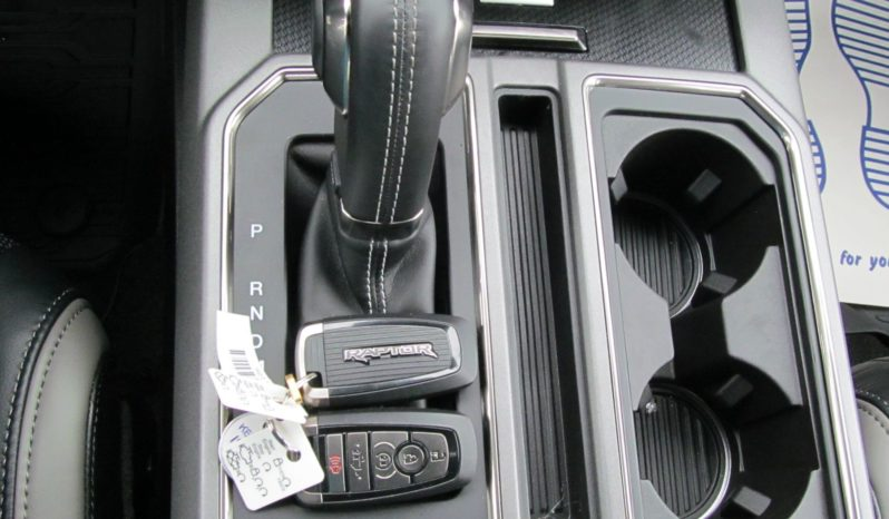 2018 Ford F-150 RAPTOR 4×4 Supercrew 3.5L Twin Turbo V6 Ecoboost full