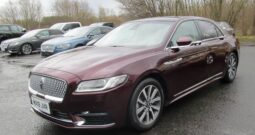 '19 reg Lincoln Continental Select 2.0L Ecoboost