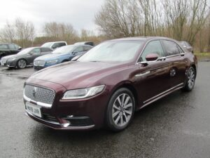 19 reg Lincoln Continental Select 2.0L Ecoboost 28